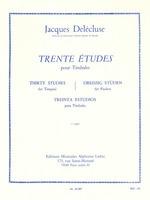30 Studies for Timpani Vol. 1