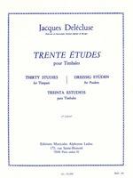 30 Studies for Timpani Vol. 2