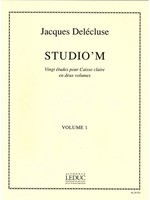 20 Studies For Snare Drum Volume 1