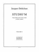 20 Studies For Snare Drum Volume 2
