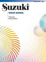Suzuki Violin School Vol. 3 Violin Part