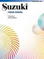 Suzuki Violin School Vol. 4 Violin Part