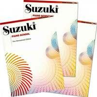 Suzuki Piano School Vol. 4