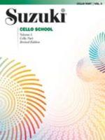 Suzuki Cello School Vol. 5 Cello Part