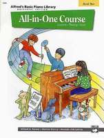 Alfred's Basic All-in-One Course Book 2 Universal Edition