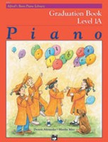 Alfred's Basic Piano Course: Graduation Book 1A