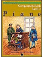 Alfred's Basic Piano Course: Composition Book 3