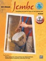 All About Jembe Bk/Enhanced CD