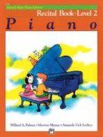 Alfred's Basic Piano Course: Recital Book 2