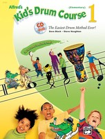 Alfred's Kid's Drum Course 1