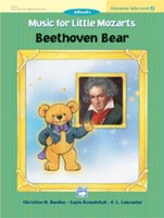 Music for Little Mozarts: Beethoven Bear, Level 2