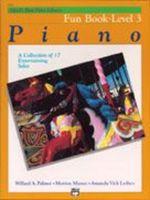 Alfred's Basic Piano Course: Fun Book 3