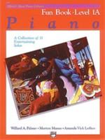 Alfred's Basic Piano Course: Fun Book 1A