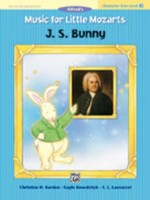 Music for Little Mozarts: J. S. Bunny, Level 3