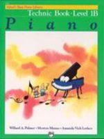 Alfred's Basic Piano Course: Technic Book 1B