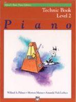 Alfred's Basic Piano Course: Technic Book 2