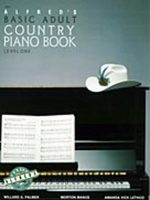Alfred's Basic Adult Piano Course: Country Songbook, Book 1