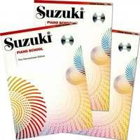 Suzuki Piano School Vol. 2 Book & CD