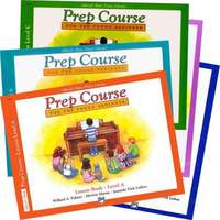 Alfred's Basic Piano Prep Course Lesson Book Level D
