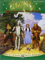 Wizard of Oz 70th Anniversary Deluxe Songbook