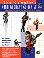 Complete Contemporary Guitarist Bk/Cd Gtr