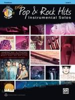 Easy Pop & Rock Hits Instrumental Solos - Trombone
