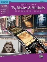 Top Hits from TV, Movies & Musicals - Flute