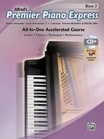 Premier Piano Express Book 3