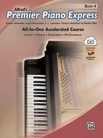 Premier Piano Express Book 4