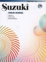 Suzuki Violin School Vol. 1 Violin Part (International)