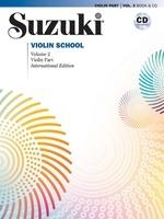 Suzuki Violin School Vol. 2 Violin Part & CD