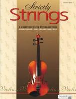 Strictly Strings Book 1 Violin