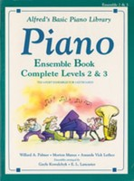 Alfred's Basic Piano Course: Ensemble Book Complete 2 & 3