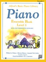Alfred's Basic Piano Course: Ensemble Book 3