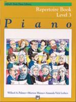 Alfred's Basic Piano Course: Repertoire Book 3