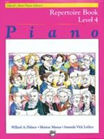 Alfred's Basic Piano Course: Repertoire Book 4