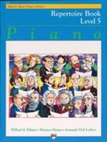Alfred's Basic Piano Course: Repertoire Book 5