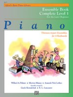 Abp Piano Ensemble Level 1 Comp