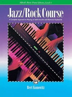 Abp Jazz Rock Course Level 1