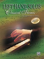 Left-Hand Solos, Classical Themes Book 1