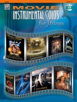 Movie Instrumental Solos for Strings: Cello