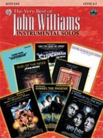Very Best Of John Williams Alto Sax Bk/Cd
