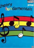 Theory Fundamentals Prep, Book 1