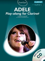 Guest Spot - Adele Play-Along for Clarinet