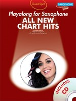 Guest Spot - All New Chart Hits Alto Sax