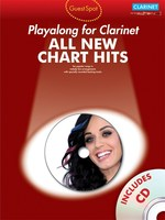 Guest Spot - All New Chart Hits Clarinet