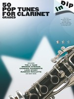Dip In 50 Graded Pop Tunes for Clarinet