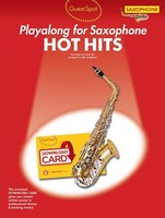 Guest Spot Playalong for Saxophone Hot Hits