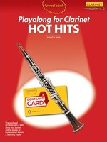 Guest Spot Playalong for Clarinet Hot Hits