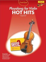 Guest Spot Playalong for Violin Hot Hits